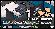 Accéder au Black market