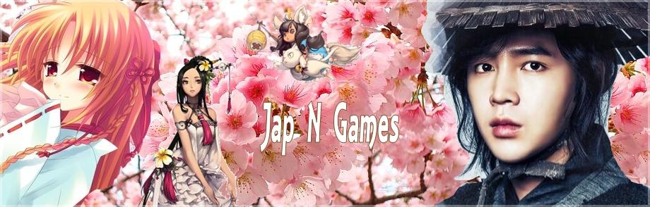 Jap N Games