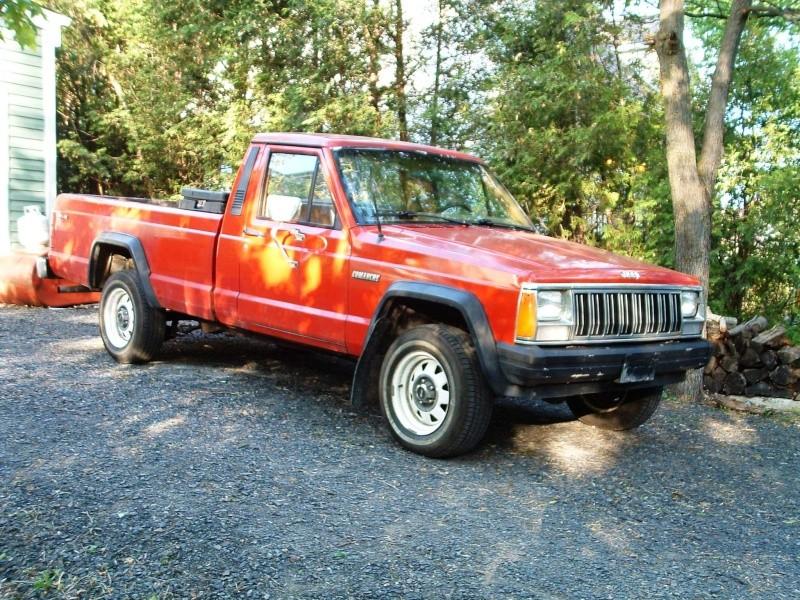 Jeep comanche 4x4 for sale for sale jeep comanche canada quebec