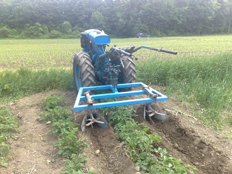 Comment buter les patates avec un pp2x - Comment planter des patates ...