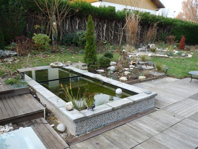 concours du plus beau bassin de jardin 2009 page 2. Black Bedroom Furniture Sets. Home Design Ideas