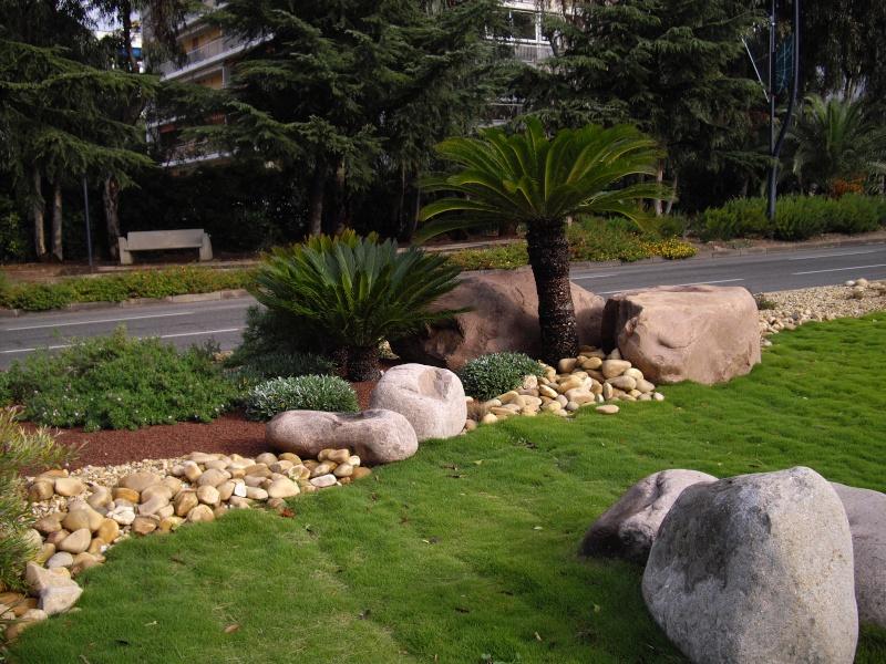 Hyeres les palmiers jardins secs for Entretien jardin hyeres