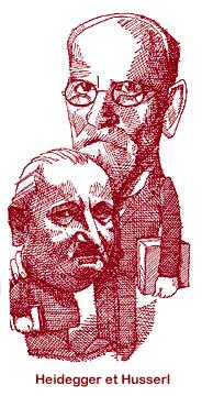 Husserl-Heidegger