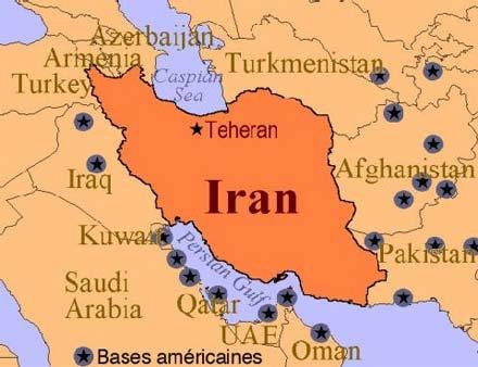 Iran bases us