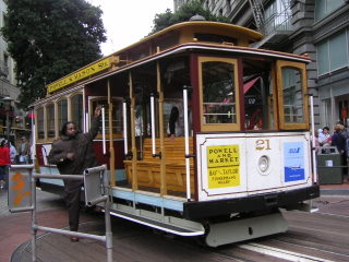 cable car san francisco bon plan voyage d'alex