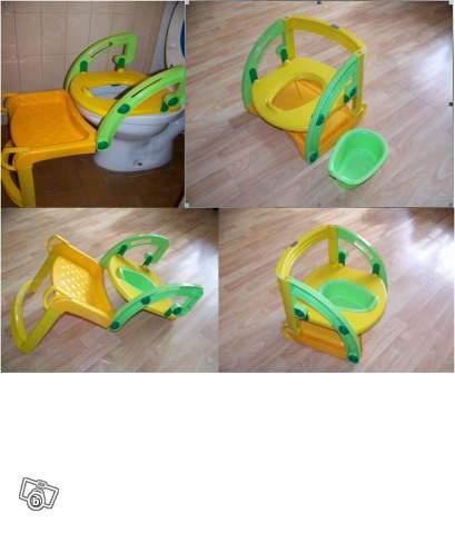Pot reducteur litaf - A quel age met on bebe dans une chaise haute ...