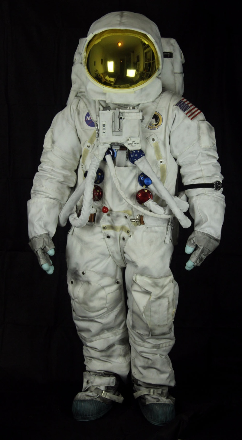 apollo space suit parts - photo #26