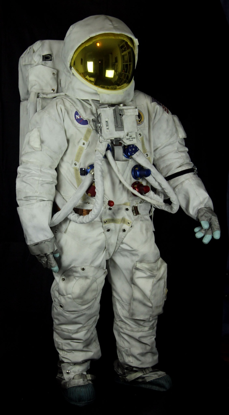 apollo space suit parts - photo #30