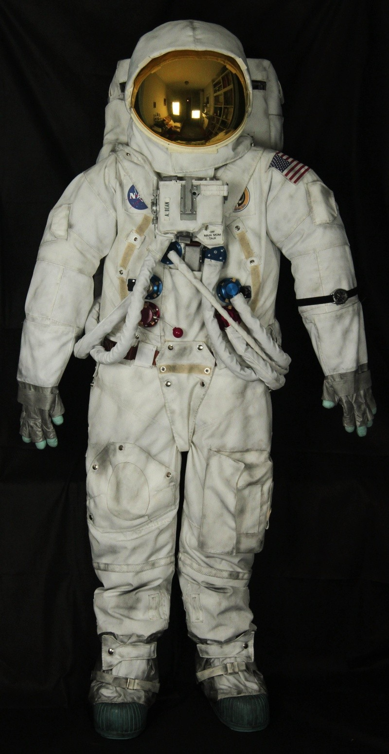 apollo space suit parts - photo #25