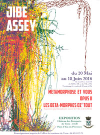 EXPO JIBEY ASSEY AU CHATEAU