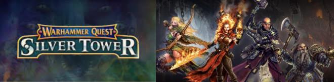 Warhammer Quest / Silver Tower