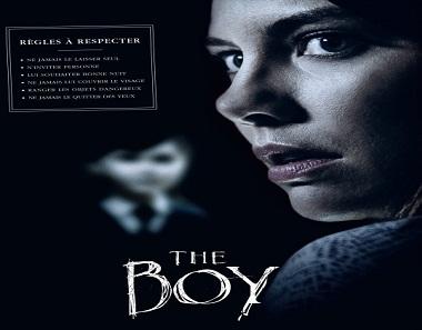 فيلم The Boy 2016 مترجم دي فى دي