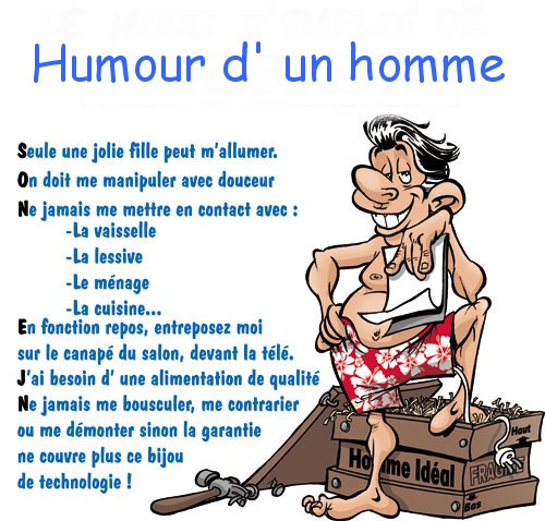 Et si on post un peu d 39 humour for Cuisinier francais 6 lettres
