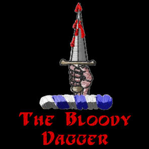 The Bloody Dagger