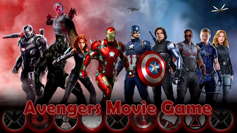 Avengers movie game