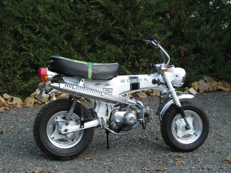 Honda dax occasion belgique