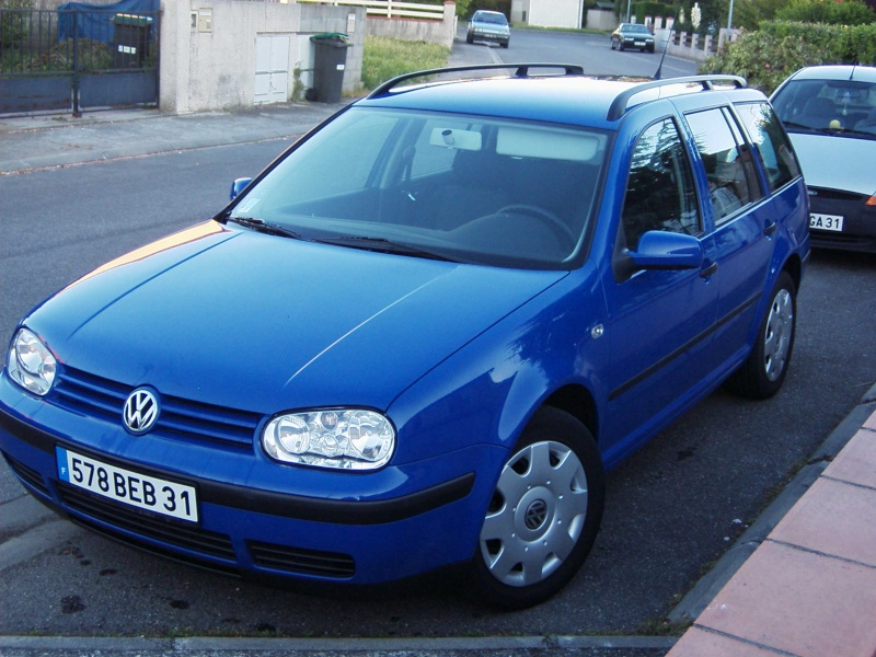 vw golf iv break 2 0 vendre tat impeccable. Black Bedroom Furniture Sets. Home Design Ideas