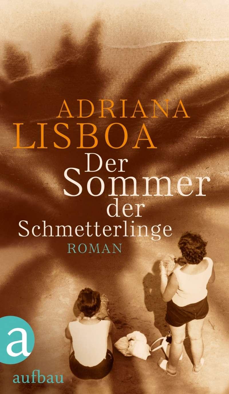 Adriana Lisboa Cover (c) Aufbau Verlag
