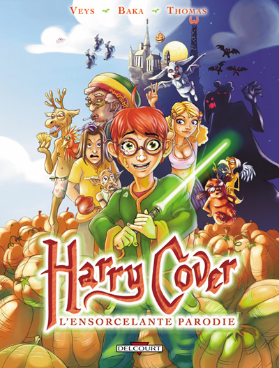 Harry Cover : L'ensorcelante Parodie