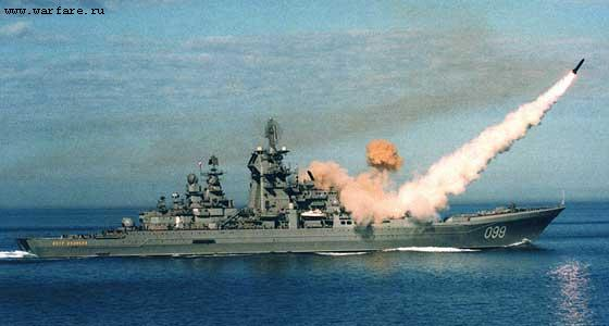 俄罗斯海军为何重启基洛夫级巡洋舰? - 小飞猪 - 小飞猪的博客