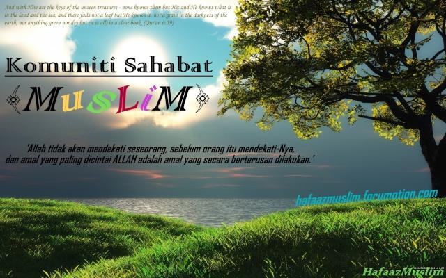 Komuniti Sahabat Muslim