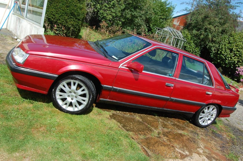 r25 v6 turbo 182ch phase 2 rouge page 4 youngtimers forum collections. Black Bedroom Furniture Sets. Home Design Ideas