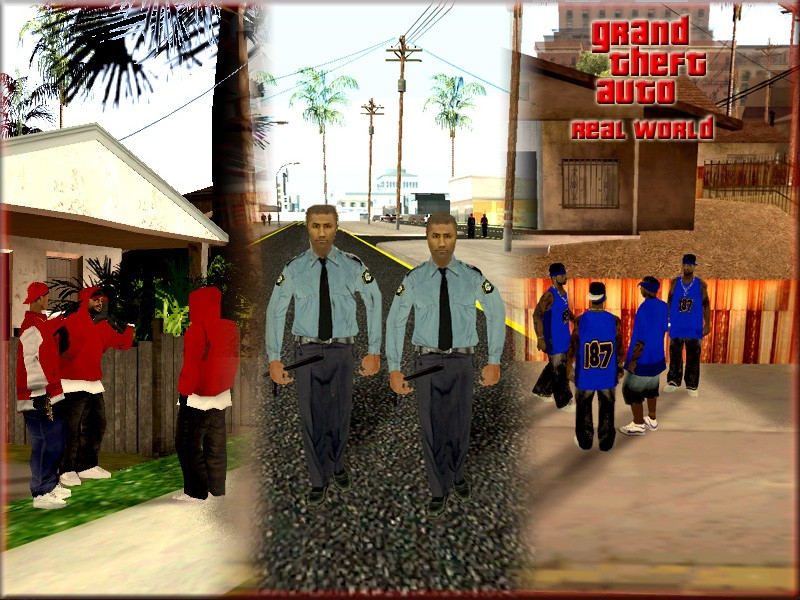 gta san andreas mods. Grand Theft Auto: San Andreas