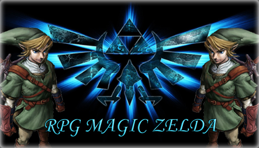 RPG Magic Zelda
