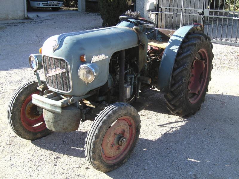 tracteur eicher