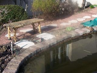 toile de jute - Forum Aquajardin - Bassin koï, mare, étang