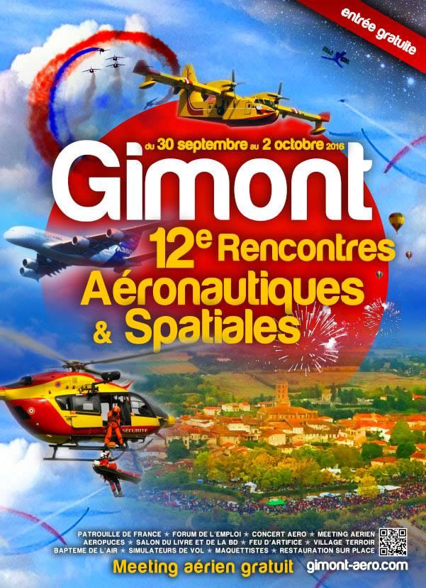 12° Edition des Rencontres Aéronautiques et Spatiales 2016, gimont-aero , Gimont, Gers, Meeting Aerien 2016,Airshow 2016, French Airshow 2016