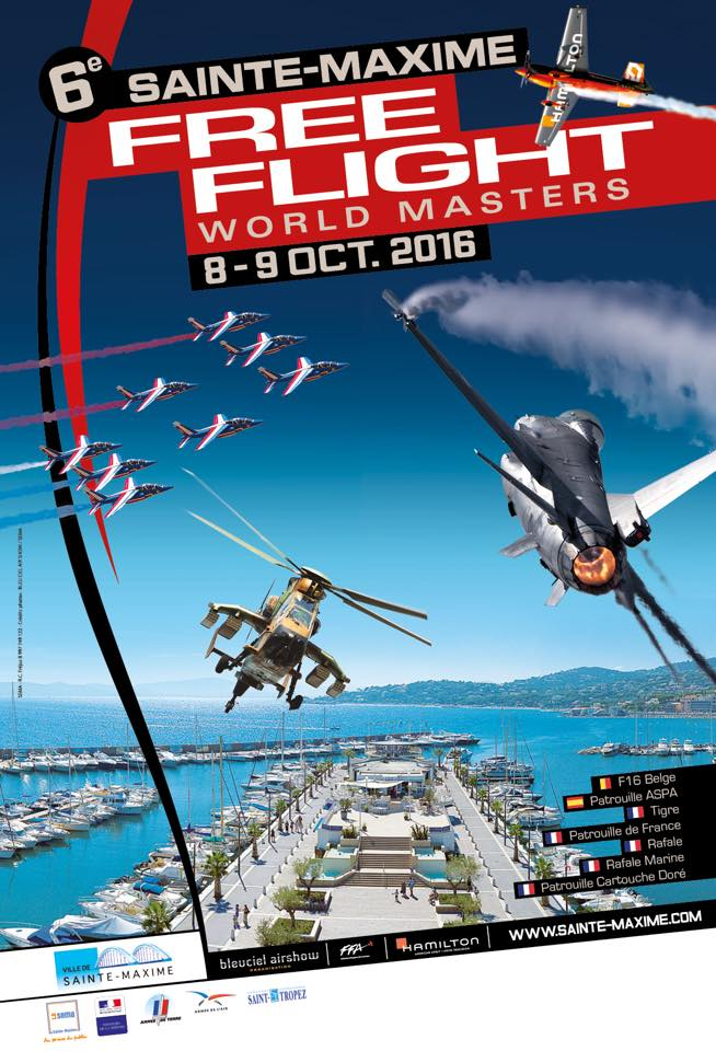 Free Flight World Masters 2016, Sainte-Maxime Free Flight World Masters 2016, Meeting Aerien 2016,Airshow 2016, French Airshow 2016