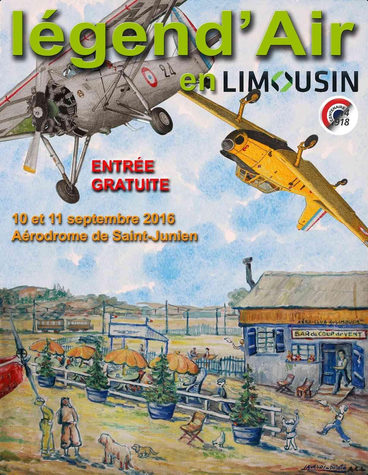 Légend'Air en Limousin 2016,Aérodrome de Saint Junien, Meeting Aerien 2016,Airshow 2016, French Airshow 2016