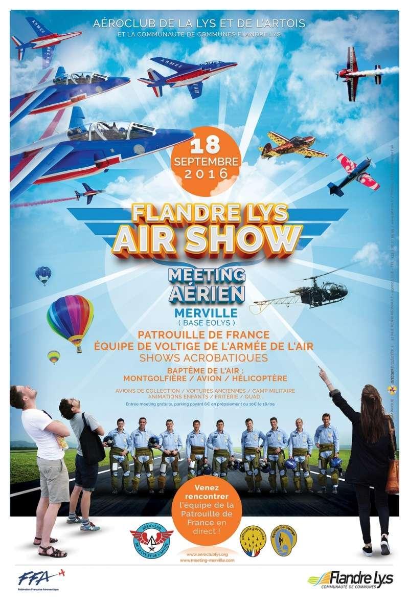 Flandre-Lys airshow 2016, 18 septembre , meeting aérien Merville 2016,Aéroclub de la Lys , Meeting Aerien 2016,Airshow 2016, French Airshow 2016