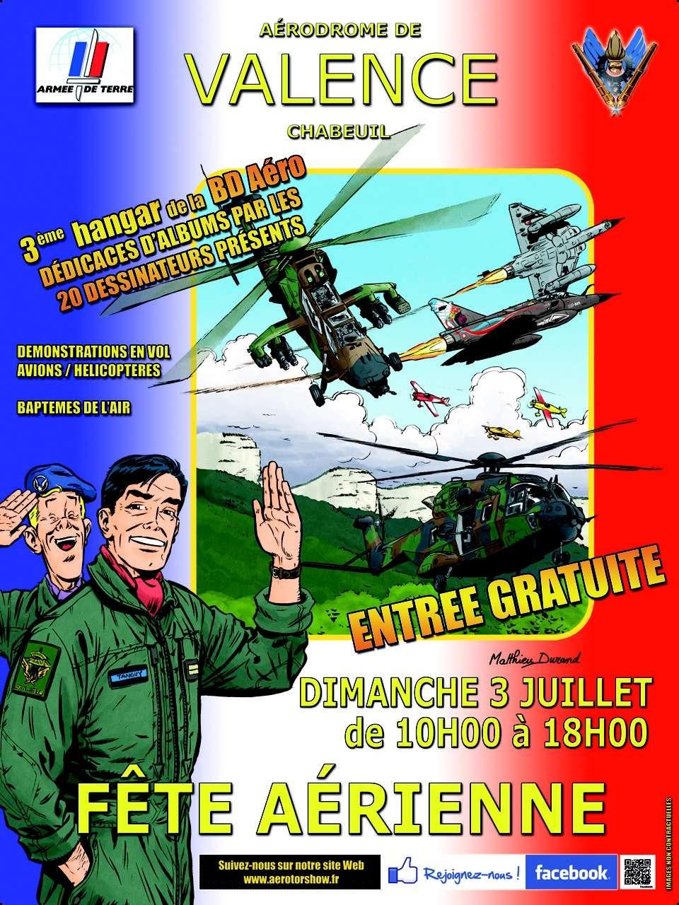 Fête Aerienne Gamstat 2016, Fête de l'Hélicoptère ALAT Valence, Meeting Aerien Valence 2016, Meeting Aerien 2016,Airshow 2016, French Airshow 2016