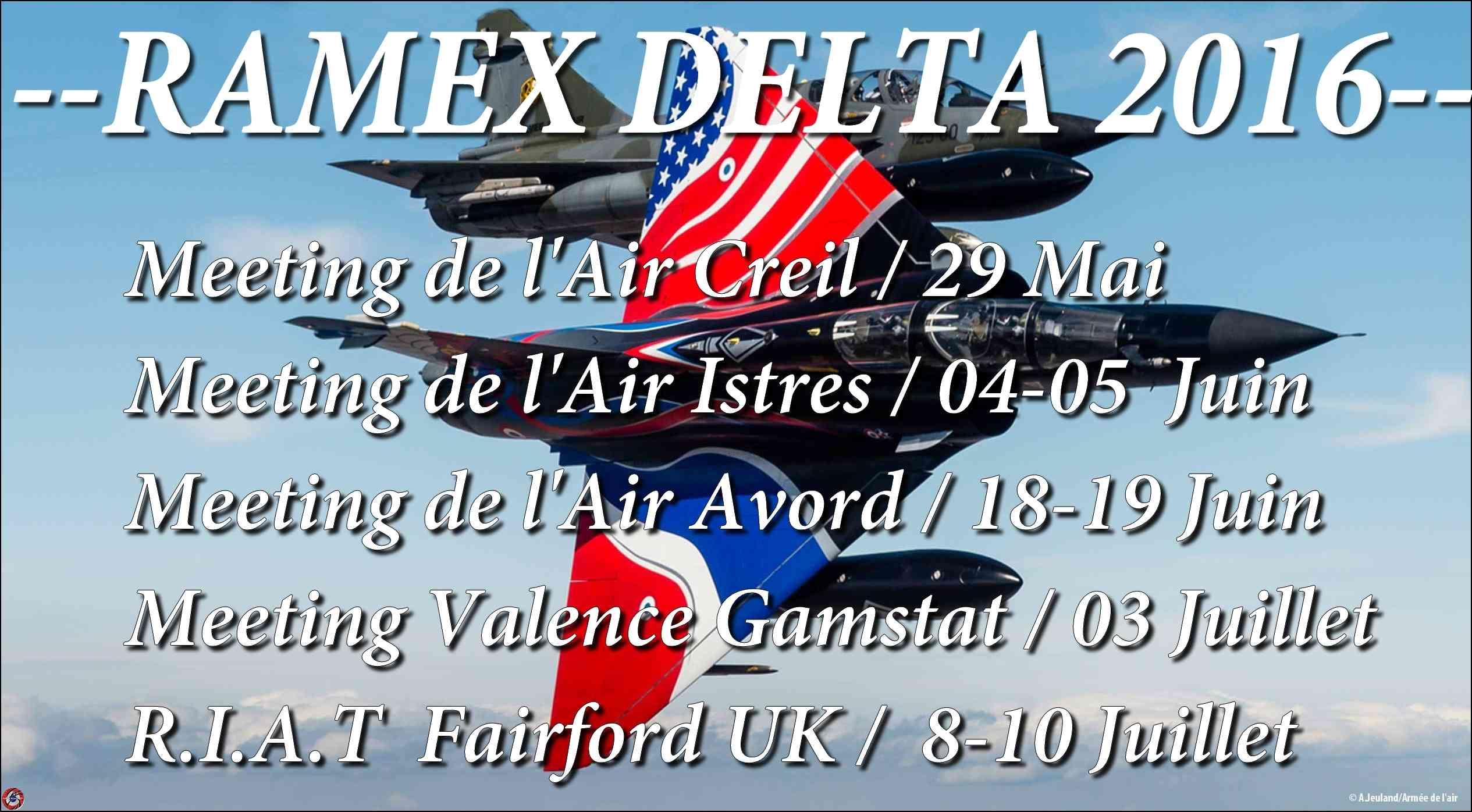 Ramex Delta 2016