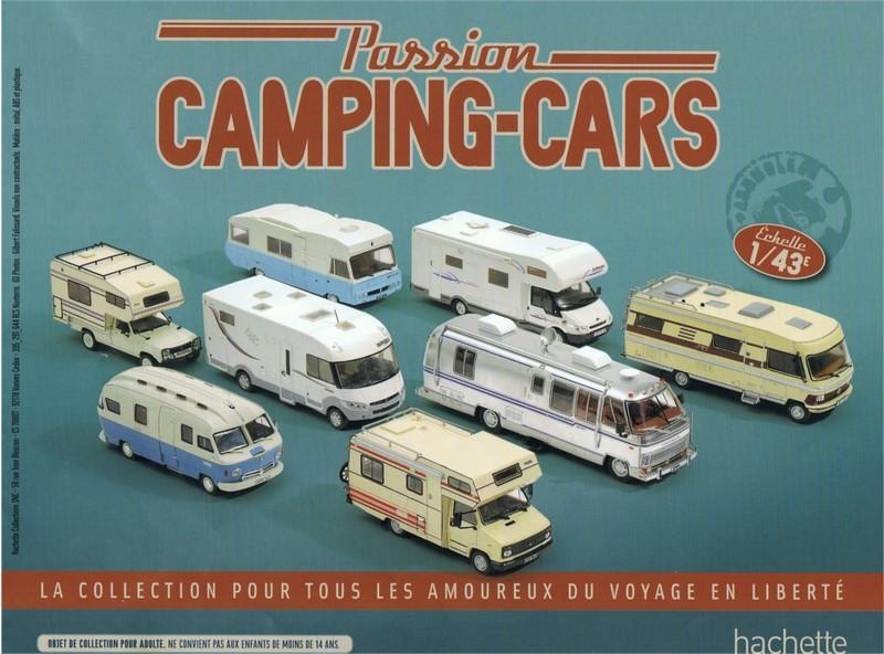 passion camping car hachette 1 43 me presse mod lisme et mod les r duits forum pratique. Black Bedroom Furniture Sets. Home Design Ideas