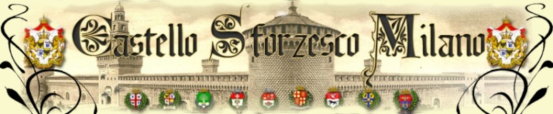 Castello sforzesco del Ducato di Milano