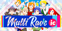 Multi Rave IC: F�nix Edition - Banner
