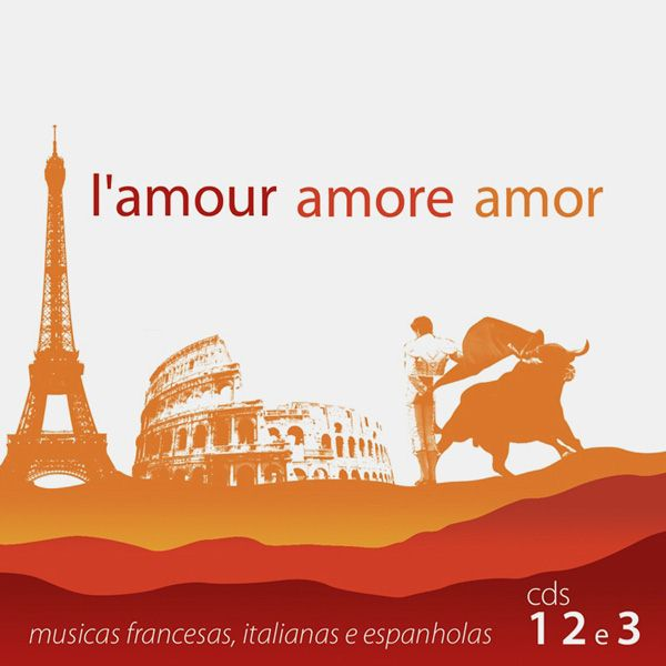 Coletânea L'amour, Amore... Amor