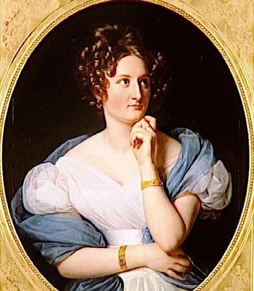 Resultat d'imatges de Laure Junot Abrantès (duchesse d')