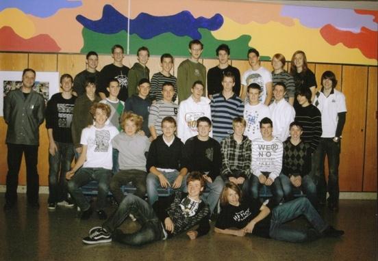 10a der Realschule Ebersberg