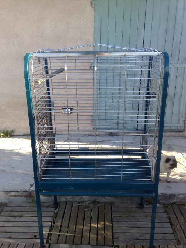 vend volire cage a perroquet petite et grand cage 83 gayelle. Black Bedroom Furniture Sets. Home Design Ideas