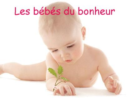 Les bébés du bonheur
