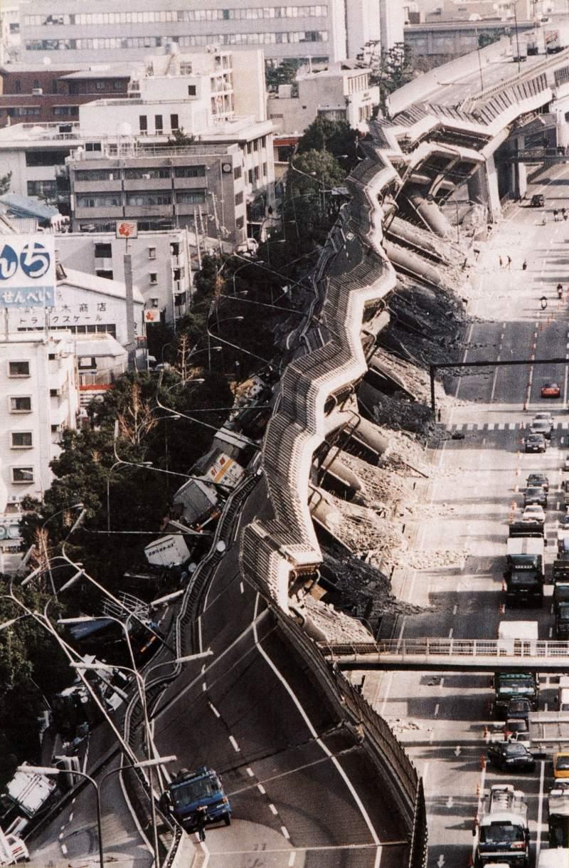 Catastrophes naturelle : Tremblement de terre dans Le coin des photos kobehi10
