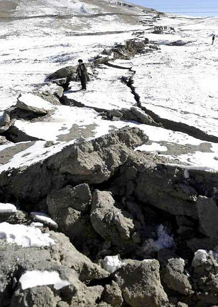 Catastrophes naturelle : Tremblement de terre dans Le coin des photos seisme11