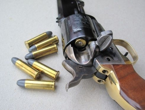 revolver poudre noire en ligne meyson
