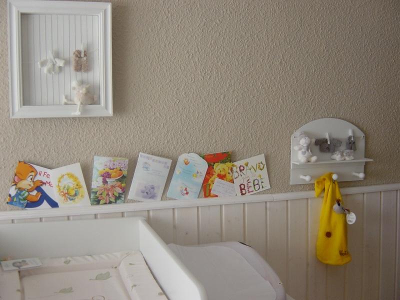 Habitaciones de bebes y sus cosas imprescindibles - Habitaciones con friso ...
