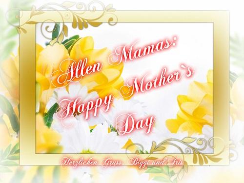 Muttertag Steht Im Kalender