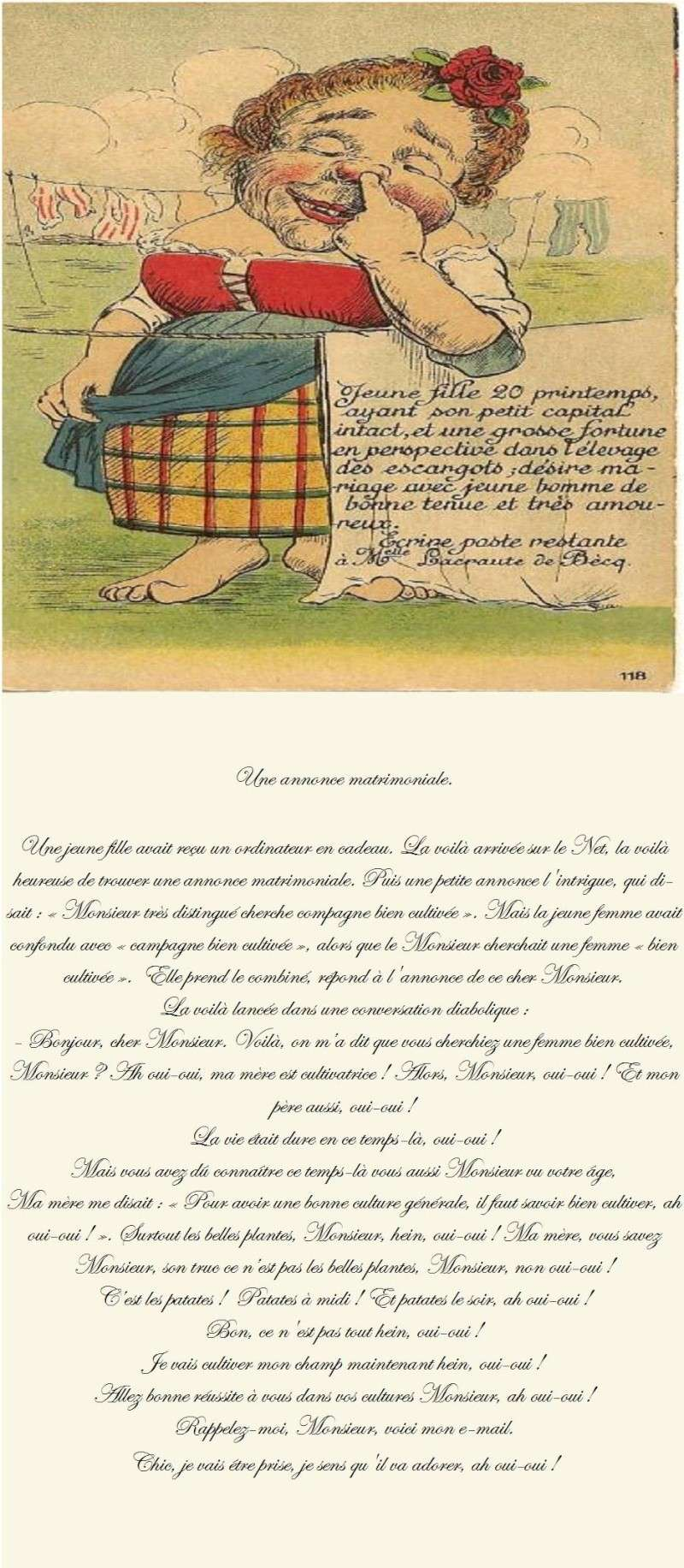 annonce matrimoniale Levallois-Perret